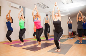 Yoga in Newcastle-under-Lyme