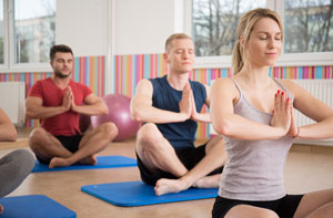 Yoga Classes Crawley