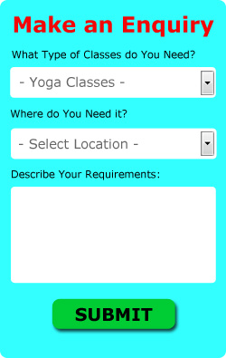 Yoga Enquiries